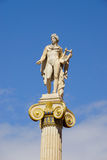 Statue of Apollo,Academy of Athens,Greece Stock Photography
