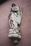 Statue of Archangel Michael Stock Photos