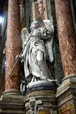 Archangel Michael, Mdina. Royalty Free Stock Photo
