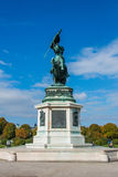 Statue of Archduke Charles Stock Image