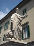 Statue Arezzo Royalty Free Stock Photography
