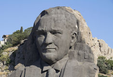 Statue of Ataturk Royalty Free Stock Photography