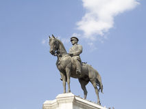 Statue of Ataturk Royalty Free Stock Images
