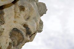 Statue of Atlanta Corgon stock images