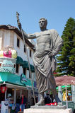 Statue of Attalus II, Antalya Stock Image