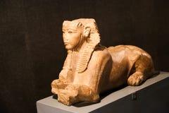 Statue au musée de Louxor - Egypte Images libres de droits