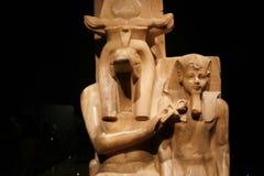 Statue au musée de Louxor - Egypte Photos stock
