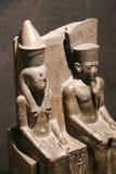 Statue au musée de Louxor - Egypte Images stock
