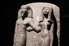 Statue au musée de Louxor - Egypte Photo libre de droits