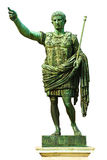 Statue of Augustus in Rome, Italy Stock Photography