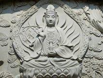 Statue of Avalokitesvara Royalty Free Stock Photos