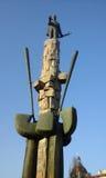 Statue of Avram Iancu Royalty Free Stock Photography