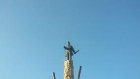 Statue of Avram Iancu Stock Photo