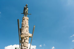 Statue Of Avram Iancu Royalty Free Stock Image