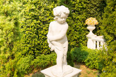 Statue baby. The Statue baby form god Stock Photos