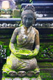Statue in Bali Stock Photography