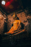 Statue Bangkok, Thaïlande de Bouddha Photo stock