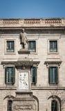 Statue barcelona Royalty Free Stock Photos