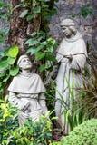 Statue in Basilica del Santo Nino. Cebu, Philippines. Stock Photos