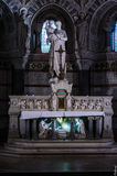 Statue, Basilica of Fourviere Royalty Free Stock Photos