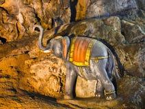 Statue at Batu caves, Kuala-Lumpur, Malaysia Stock Image