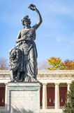 Statue of bavaria Stock Photo