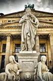 Statue in berlin Royalty Free Stock Photography