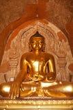 Statue of Bhudda, Bagan, Myanmar Stock Photos
