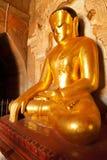 Statue of Bhudda, Bagan, Myanmar Royalty Free Stock Photos