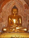 Statue of Bhudda, Bagan, Myanmar Stock Image