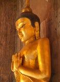 Statue of Bhudda, Bagan, Myanmar Stock Photography