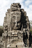Statue of the big Angkor city Royalty Free Stock Photography