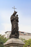 Statue of Blessed Virgin Mary Royalty Free Stock Image