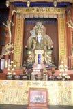 Statue bouddhiste Image libre de droits