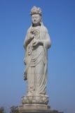 Statue bouddhiste de Haesugwaneumsang Images libres de droits