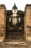 Statue of budda Stock Image