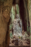 Statue of Budda in Marble Mountains, Vietnam Stock Photos