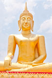 Statue of Buddha. In Loei,Thailand Royalty Free Stock Photography