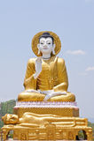 Statue of Buddha. In Loei,Thailand Royalty Free Stock Images