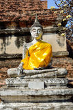 Statue of Buddha Stock Photography