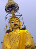 Statue of Buddha in Bangkok - Thailand Stock Photography