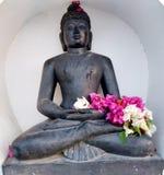 Statue of Buddha. Statue of Gautam Buddha Stock Photo