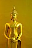 Statue Buddha Gold