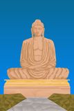 Statue of Buddha Stock Photo