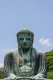 Statue of Buddha in Kamakura Stock Photo