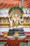 Statue of Buddha on Koh Samui Royalty Free Stock Photography