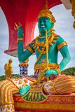 Statue of Buddha on Koh Samui Stock Images