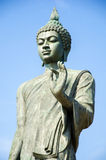 Statue of Buddha at peace Stock Photos