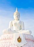 Statue of Buddha in Saraburi Thailand. Royalty Free Stock Photo