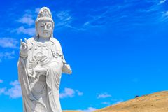 Statue of Buddha in South Australia royalty free stock photography